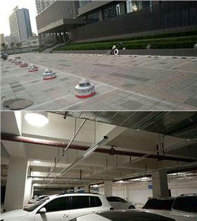 停车场光导系统应用