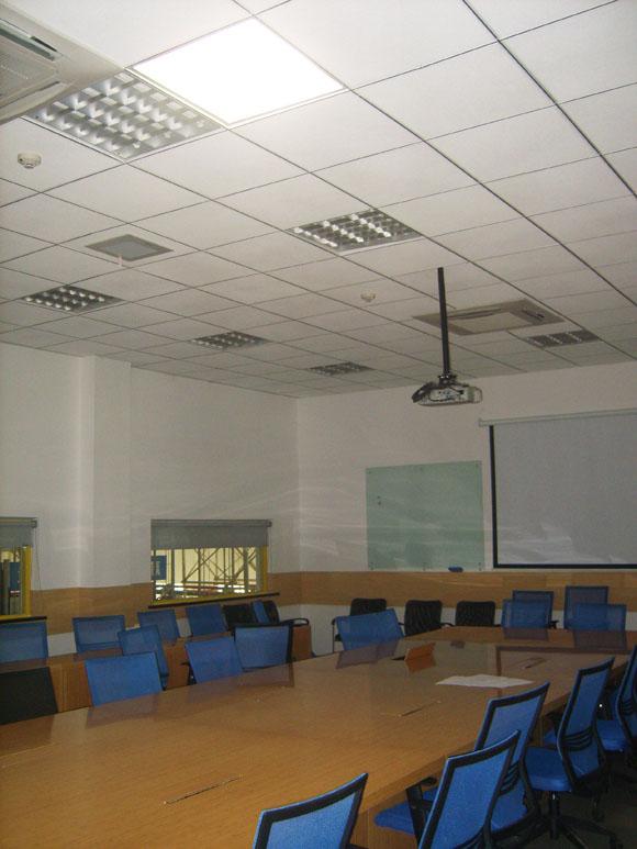 通用汽车光导照明应用图(办公室)