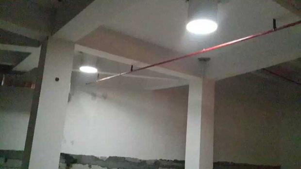 无电照明系统室内照度