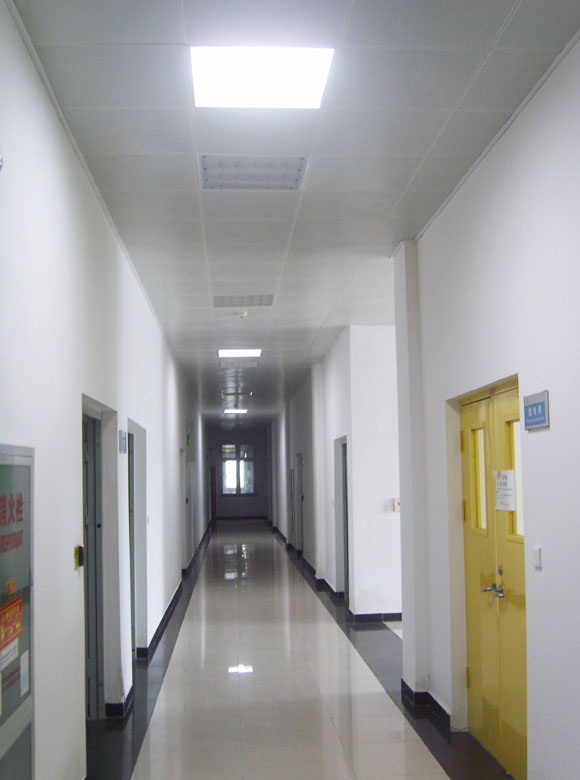 通用汽车应用光导效果(走廊)