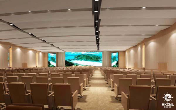 华能林芝会议室