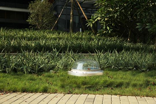 金山谷创意园光导照明应用