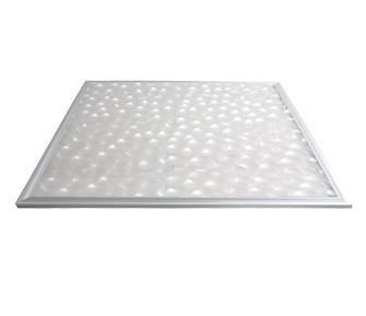 方形漫射片-光导照明系统