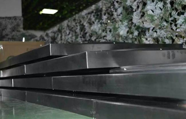 316L不绣钢材防水装置-自然光照明系统