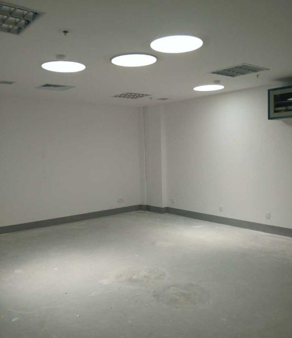 光导照明在办公区照明效果