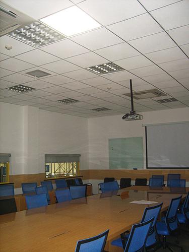 太阳光室内采光系统