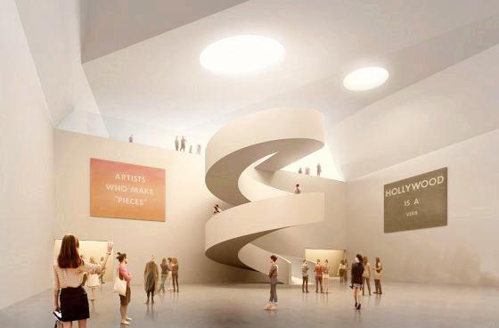 展览馆照明