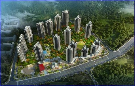 上海保利茉莉公馆——导光管日光照明系统