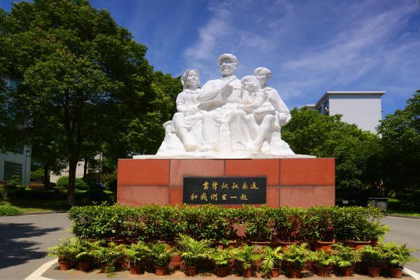 湖南长沙雷锋学校——正能量无电照明项目