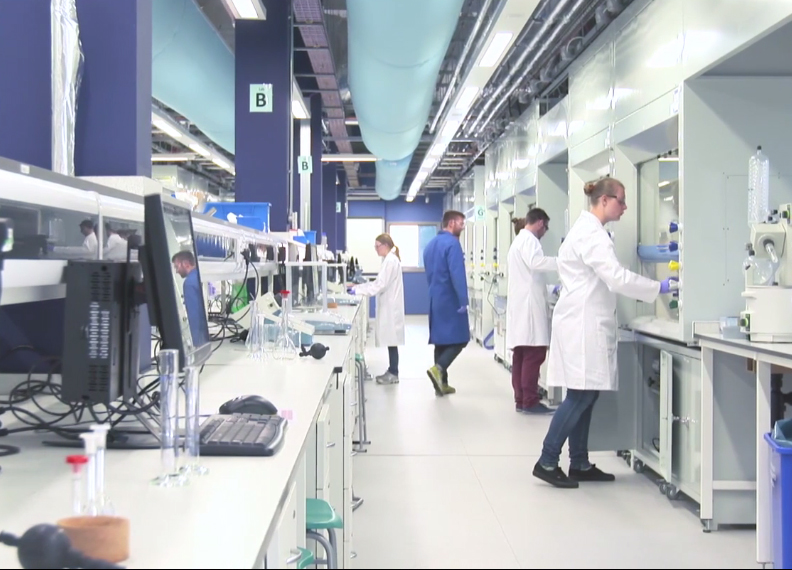 设计研发中心-正能量科技集团