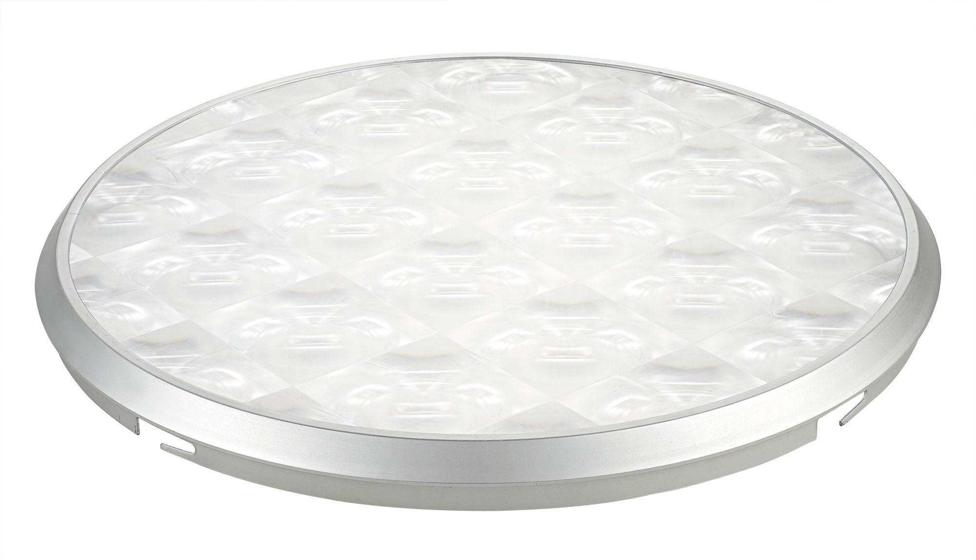 圆形漫射器-光导照明系统