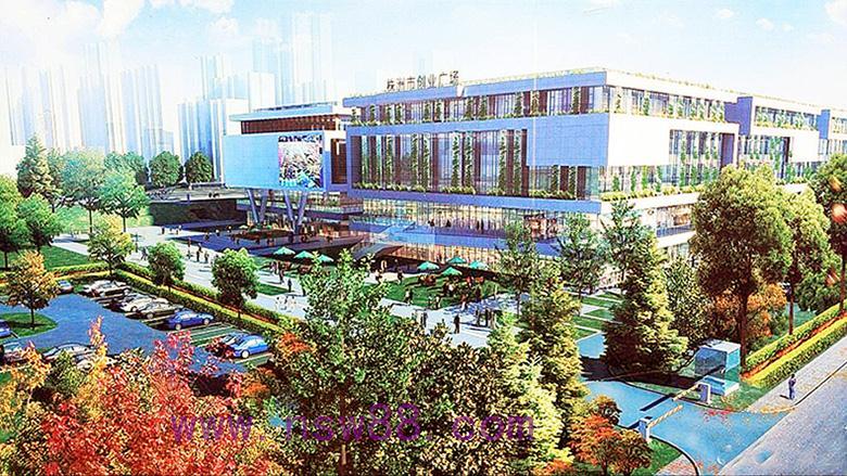 株洲创业广场——正能量无电照明项目