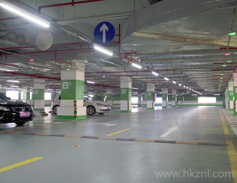 车库LED智能照明系统-点亮模式