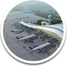机场/隧道方案