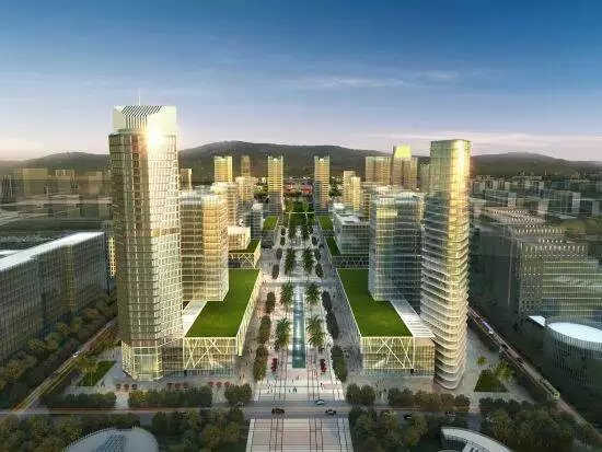 中新广州常识城光导照明应用
