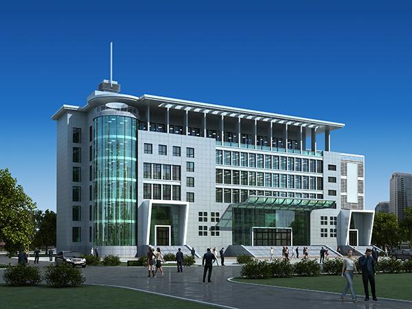 新疆可克达拉市创新创业产业园光导照明应用