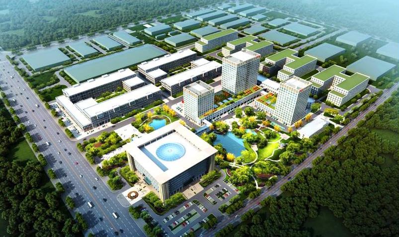 湖南省大学科技产业园无电照明应用